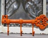 Cast Iron Wall Hook / Key Holder / Wall Hook Skeleton Key Rack/ Car key Holder