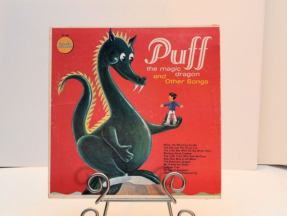Puff the Magic Dragon and Other Songs  Record Album