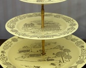 Bucks County 3-Tier Server from Royal China