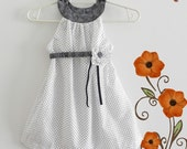 Little Lady Dress - 12M to 6T - PDF Pattern and Instructions