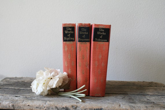 Vintage Masters of literature
