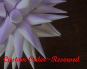 Musical SunStar-Reserved for Mary-Rose