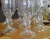 Hillbilly / Red Neck Wine Glass Set of 4 Kerr Brand