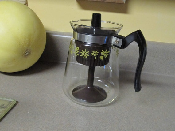 Coffee or Tea Percolator vintage 60's Kitchen