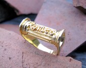 ROMEO & JULIET, Romeo ring, Super Soulmates collection, Valentines 2014