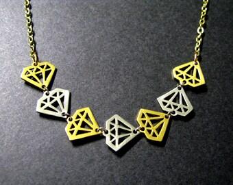The Diamonds Necklace