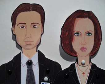 The X-Files, Mulder & Scully