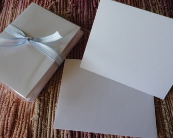 Blank Cards and Envelopes  Set of 12