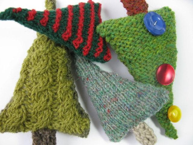 Christmas Tree Knitting Pattern Pdf