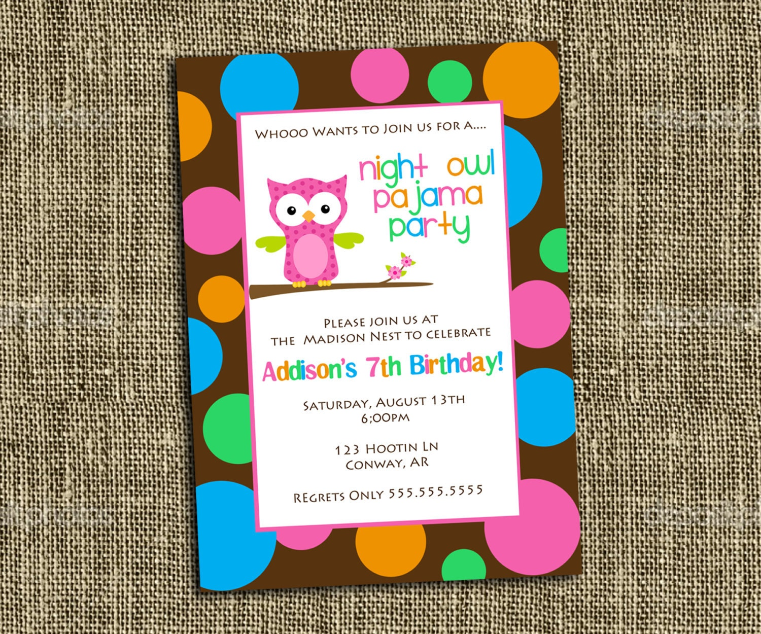 Invitations For Sleepover Party with beautiful invitations ideas