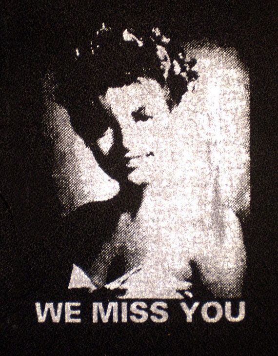 Laura Palmer We Miss You Patch