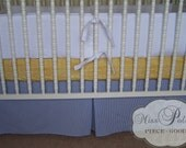Custom Crib Bedding- Design Your Own- Classics for Boys