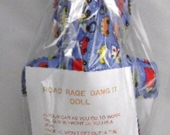 Road Rage Stress Doll