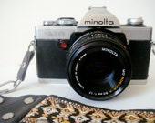 Vintage Minolta XG-9 Camera