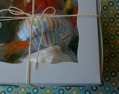 Baby Sweet Shoppe:  Orange Rolls w/ FREE cards