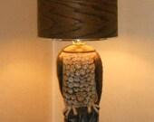 Hooty the Headless Owl Lamp