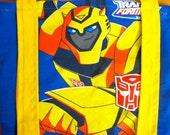 Transformers t-shirt tote bag