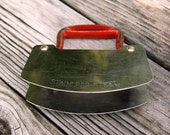 Vintage Chopper Pastry Cutter