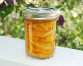 Honey Orange Slices