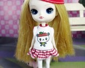 MM-77 : Little Dal , Petite Blythe , Little Pullip Outfit