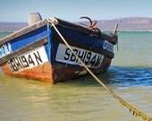 West Coast fishing boat