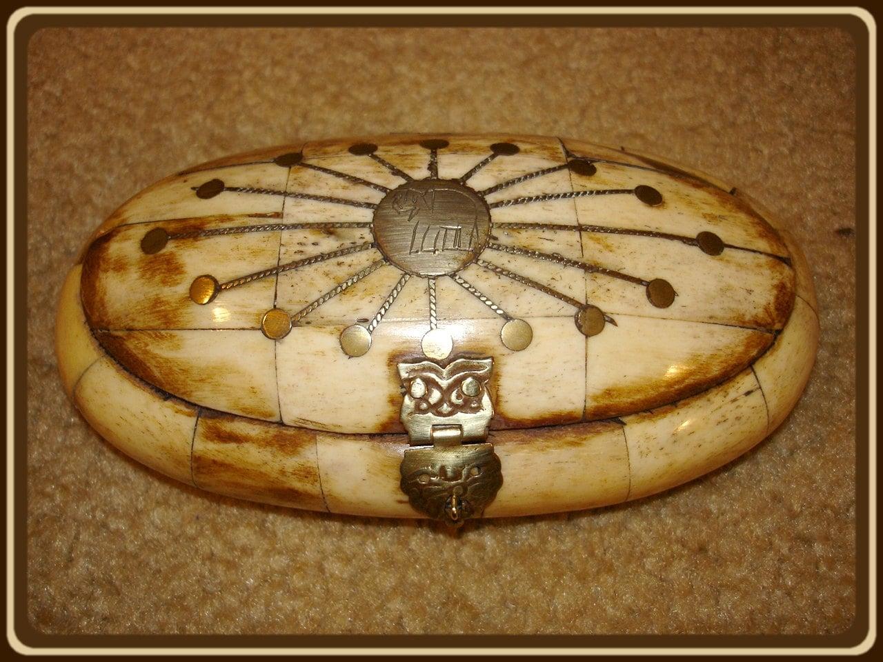 Antique Ivory Jewelry Box Jewelry Ideas
