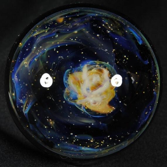 Stellar Nursery Glass Marble