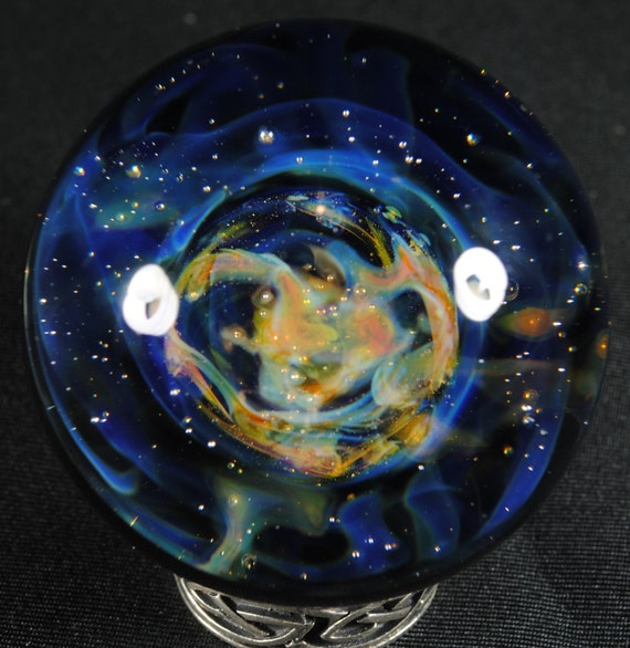 Active Star Formation Glass Marble