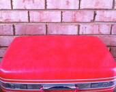 Samsonite Silhouette Hot Pink Suitcase