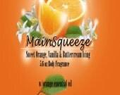 MainSqueeze Body Fragrance 5.6 oz