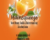 MainSqueeze Body Lotion 5.6 oz
