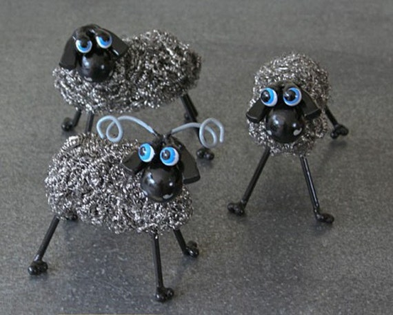 Little Black Sheep by Donald Pimpler