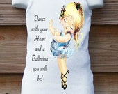 Adorable Ballerina-- Dance with your Heart