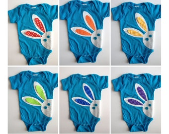Design Your Own Easter Bunny Rabbit One Piece
