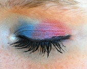 Mineral Eye Shadow 4th of July Duo Red and Blue