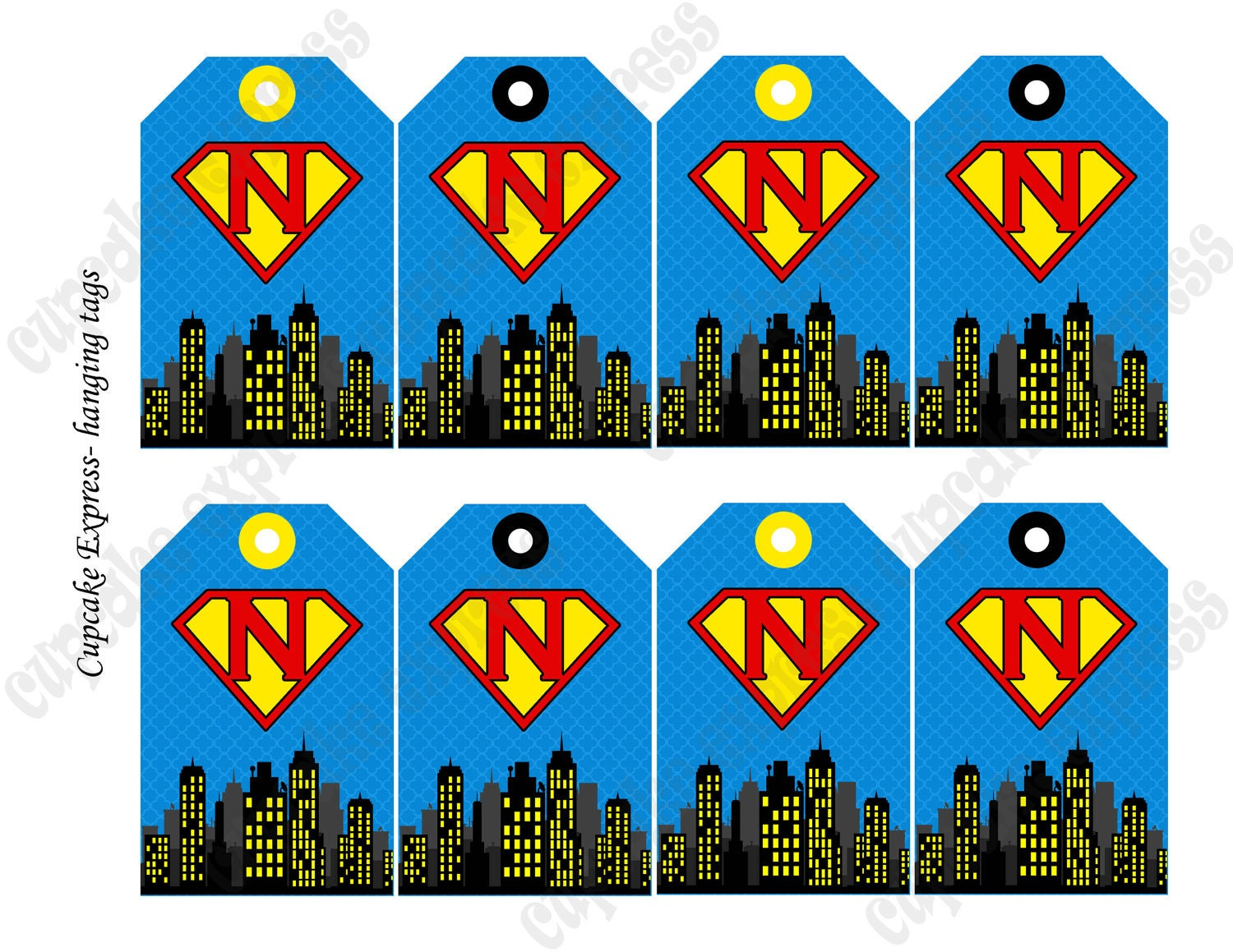 It's just a picture of Sweet Superheroes Printables Free