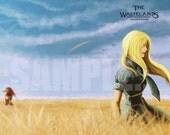The Wastelands original comic indie fantasy