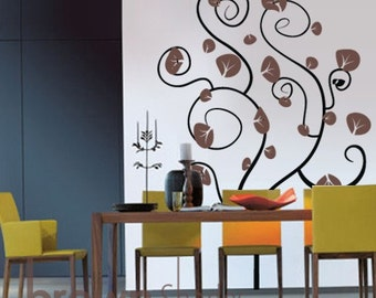 Artistic Tree on your Dining Room :