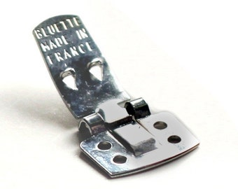 Authentic BLUETTE shoe clips - Made in France - the original - Free Shipping - Stamped Packet of 24