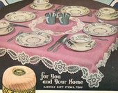 1944 Lily's Album of Crocheted Designs for You and Your Home
