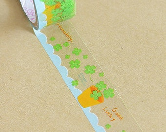 Clover Deco Tape - 2.4cm x 10m (33 ft) - Sale