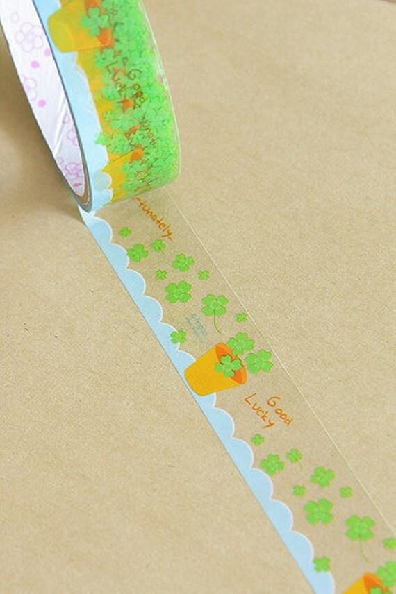 Clover Deco Tape - 2.4cm x 10m (33 ft) - Sale