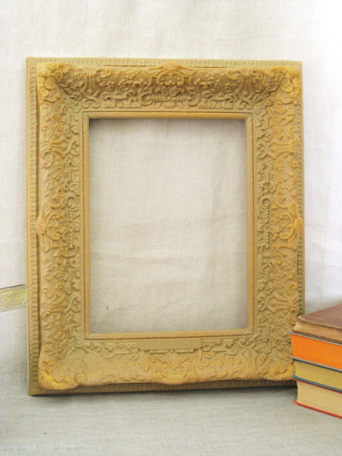 Ornate Unfinished Picture Frame Frames Mirrors