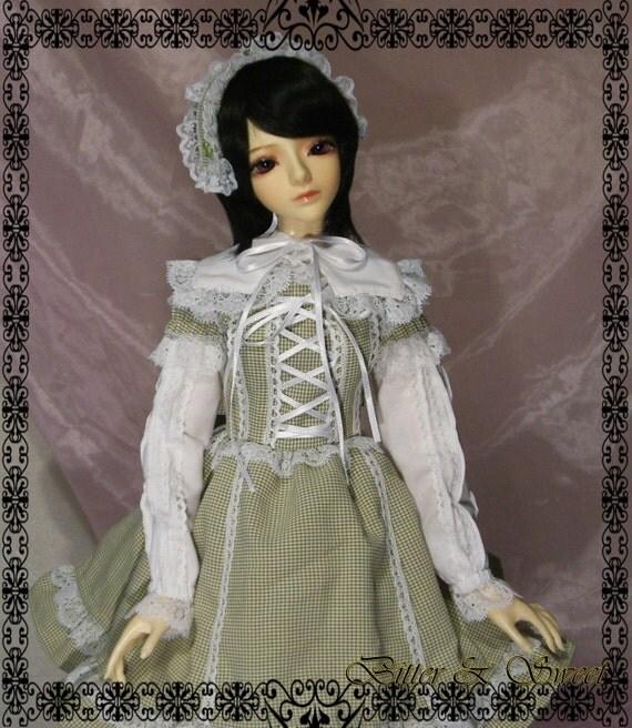bjd dollfie BItter & SWeet lolita style outfit by BitterAndSweet