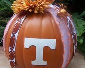 Tennesse Halloween Pumpkin