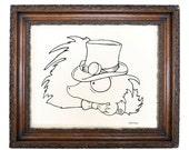 Steampunk Art, Victorian Fashion, Top Hat