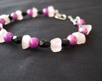 Romance Rose Quartz Bracelet