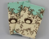 Baby Carrier Chew Strap Covers - Owl - Ergo Beco Mei Tai - Made to Order