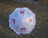 Custom Parasol Umbrellas for Rain or Shine