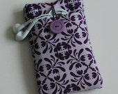 iPhone 4S Case, iPhone 4 Case, iPhone 4 Cover, iPhone 3g Case, Purple